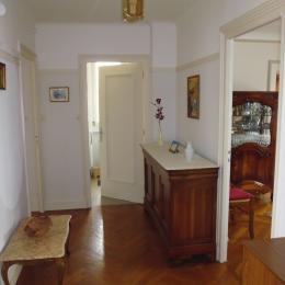 Salle de séjour - Location de vacances - Bourg-en-Bresse
