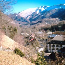 Le village de CHEZERY et les MONTS JURA - Location de vacances - Chézery-Forens