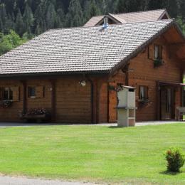 Chalet Impasse des Sources - Location de vacances - Lélex