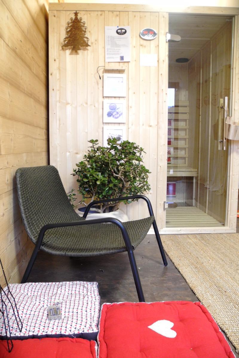 Sauna - Les Berlicants - Location de vacances - Mijoux