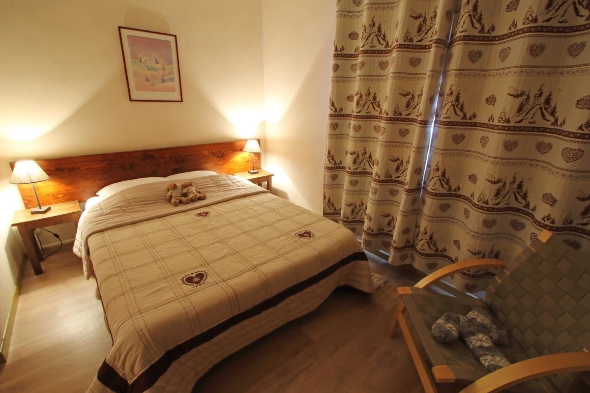 chambre - Location de vacances - Mijoux