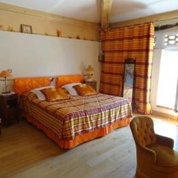 nette rousse - Chambre d'hôtes - Villars-les-Dombes
