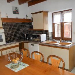 chambre 1 - Location de vacances - Arvière-en-Valromey