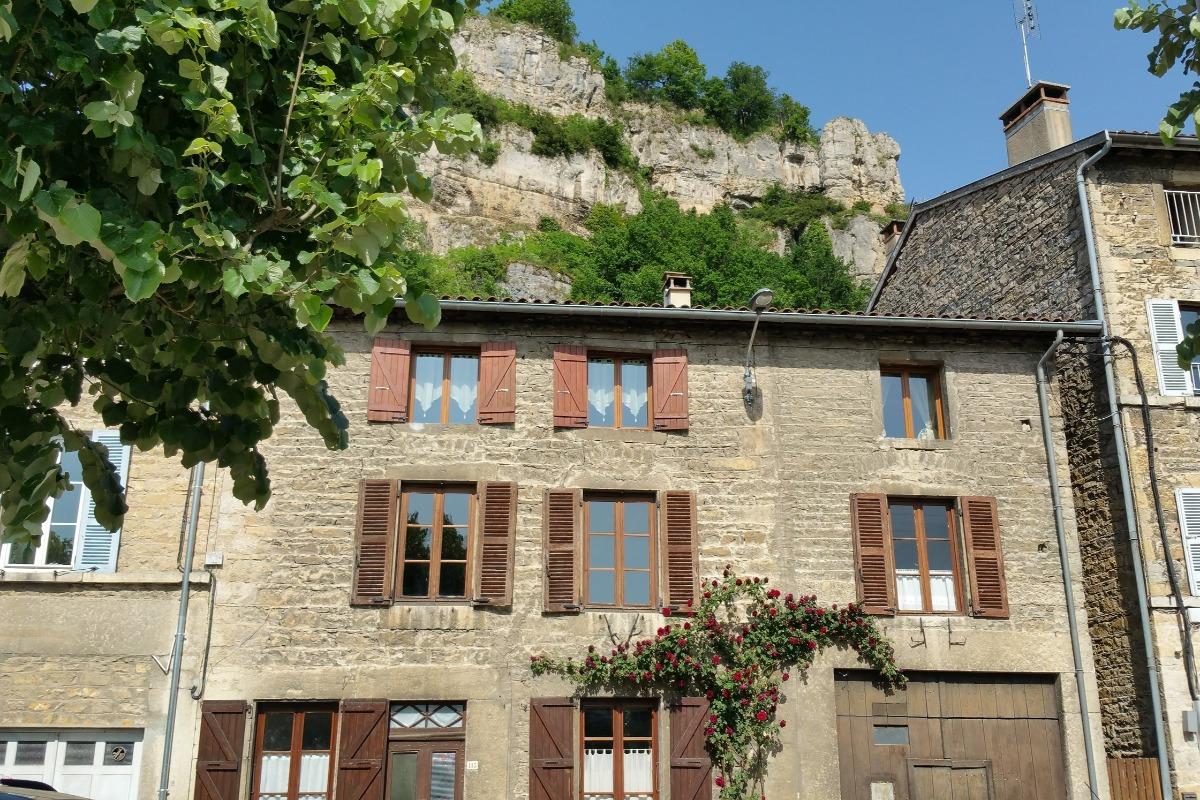 Un séjour-détente en Bugey - Location de vacances - Saint-Sorlin-en-Bugey