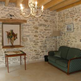 La cuisine - Location de vacances - Saint-Sorlin-en-Bugey
