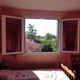 Jardin - L'Igloo - Location de vacances - Saint-Bernard