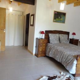 Ferme Passion Chambre Bugey - Accessible PMR - Chambre d'hôtes - Saint-Trivier-sur-Moignans
