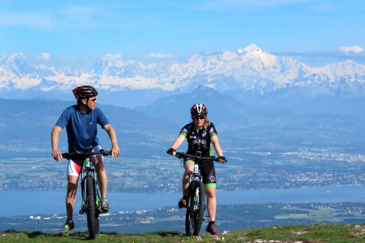 Le Crêt de la Neige - La Barillette -  Chambre 1 - Location de vacances - Lélex