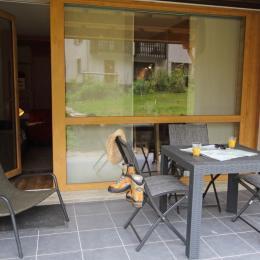 Après l'effort ! Profitez de la terrasse privative - Location de vacances - Mijoux