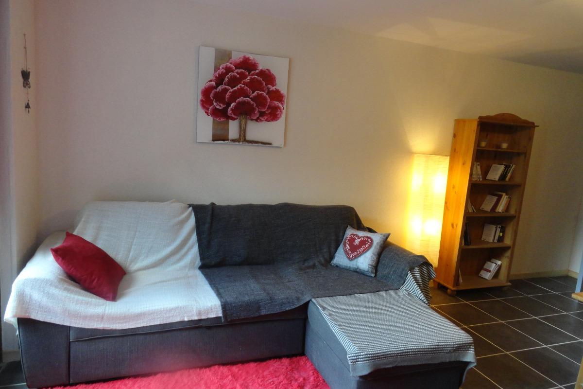 Les Jonquilles - Appartement accès PMR - Location de vacances - Chézery-Forens