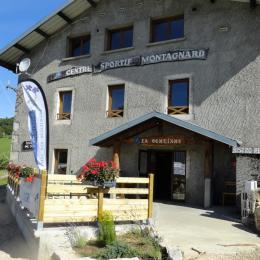 Gîte La Gentiane - La Marjolaine 4-6 personnes - Location de vacances - Chézery-Forens