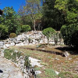 Les terrasses en pierres sèches - Location de vacances - Lhuis