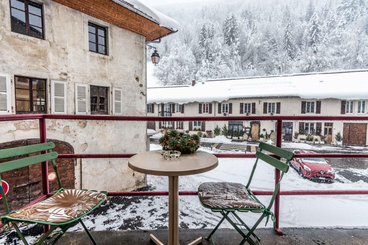 Chez Dario - Location de vacances - Chézery-Forens