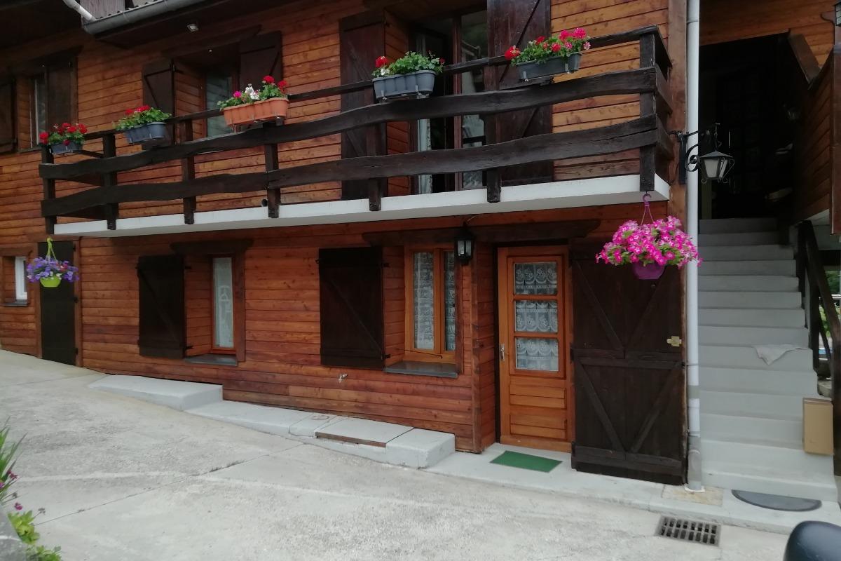 Cuisine toute équipée - Location de vacances - Saint-Rambert-en-Bugey
