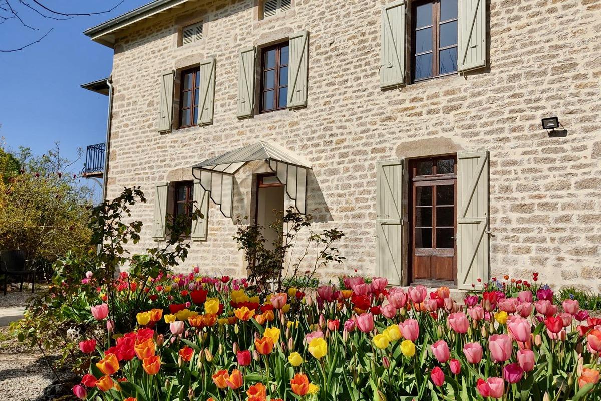 La Magoge - CH La Valserine - Chambre d'hôtes - Coligny