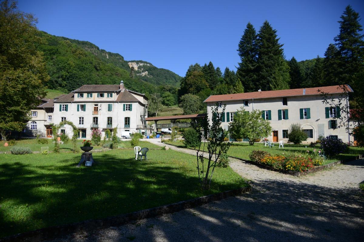 Vue d'ensemble de la Maison d'accueil - Chambre d'hôtes - Saint-Rambert-en-Bugey
