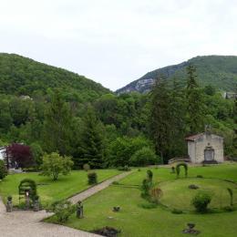 Chambre double accueil PMR - Chambre d'hôtes - Saint-Rambert-en-Bugey
