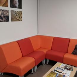 Accueil - Réception  - Chambre d'hôtes - Saint-Rambert-en-Bugey