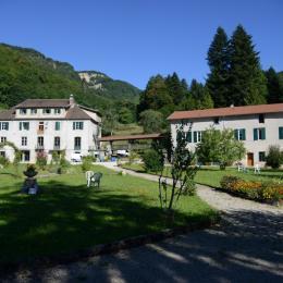 L' Abbaye  - Chambre d'hôtes - Saint-Rambert-en-Bugey