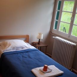 Chambre individuel  - Chambre d'hôtes - Saint-Rambert-en-Bugey