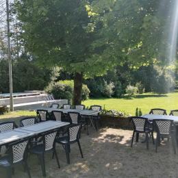 cuisine professionnelle adaptée grand groupe - Location de vacances - Ruffieu