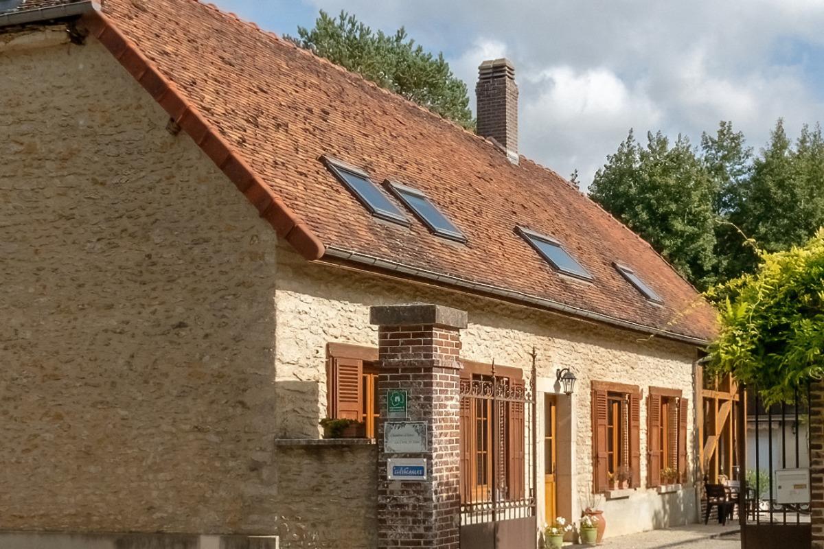 La Croix St Jean - Chambre d'hôtes - Fouchères