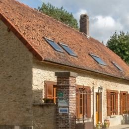 La Croix St Jean - Chambre d'hôte - Fouchères