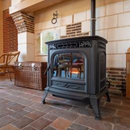 La cuisine aménagée - Location de vacances - Bucey-en-Othe