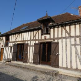Terrasse - Location de vacances - Lusigny-sur-Barse