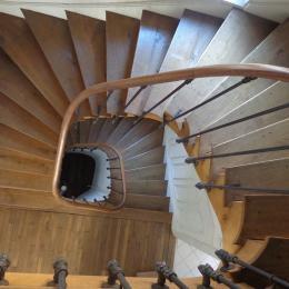 Au fil de Troyes. Escalier. - Chambre d'hôtes - Sainte-Savine