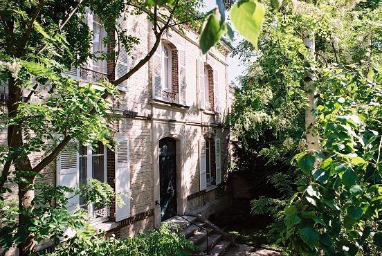 Chambres d'hôtes et gîte - Au fil de Troyes - Façade maison - Location de vacances - Sainte-Savine