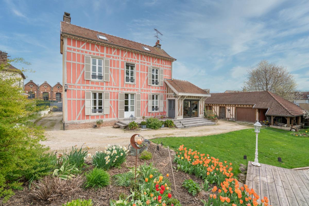 Pour votre plaisir, notre coin détente  - Chambre d'hôtes - Sainte-Savine