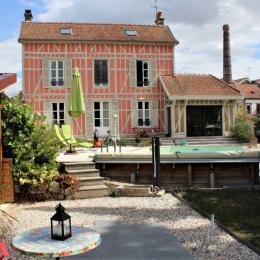 La maison de vos hôtes - Chambre d'hôte - Sainte-Savine