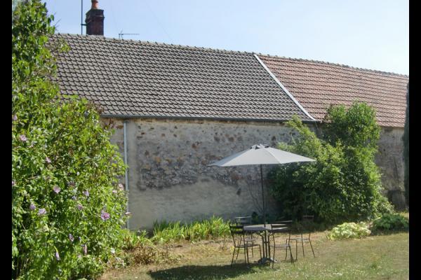 jardin - Location de vacances - Ferreux-Quincey