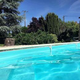 La piscine - Location de vacances - Villenauxe-la-Grande