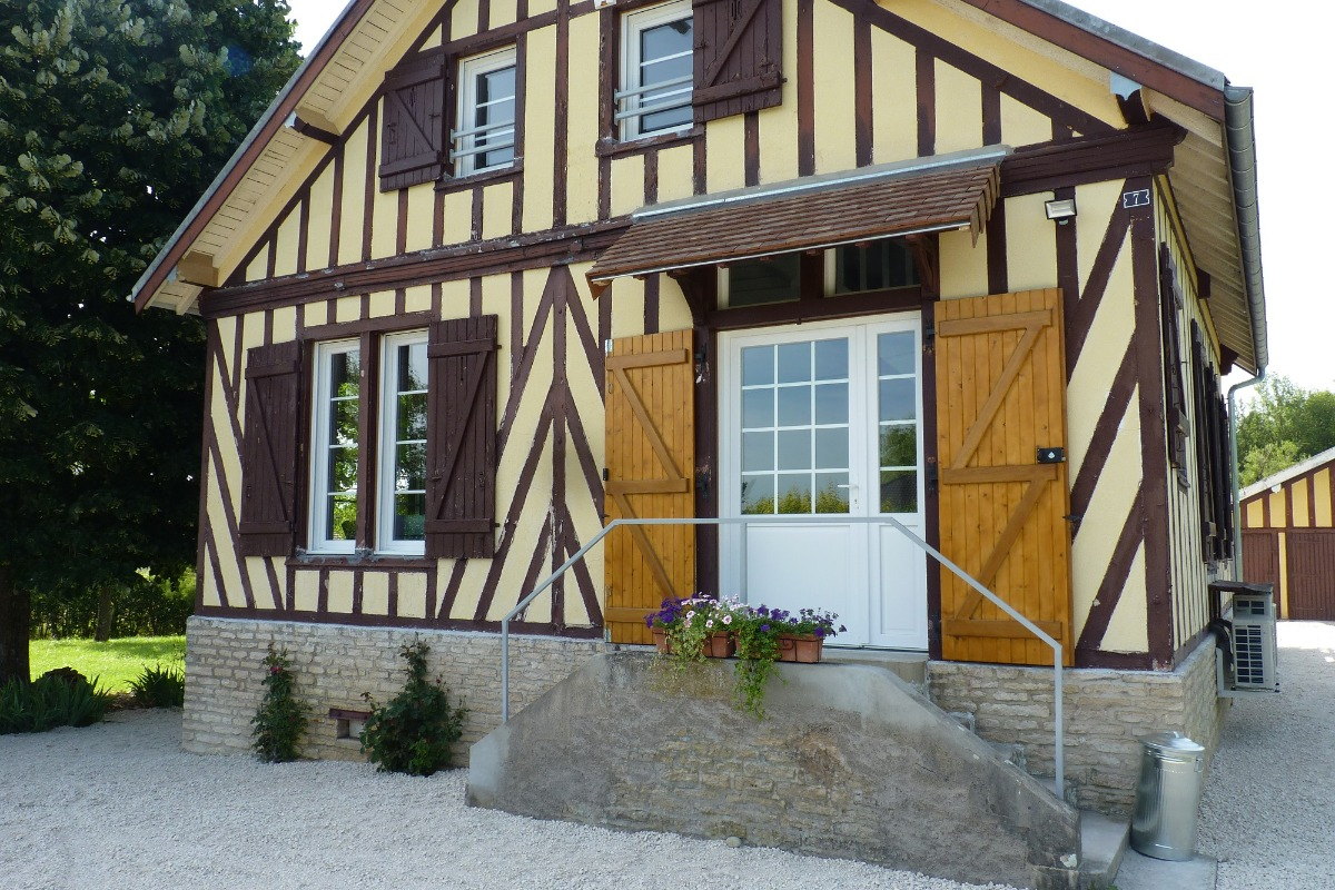 vue d'ensemble - Location de vacances - Bar-sur-Aube