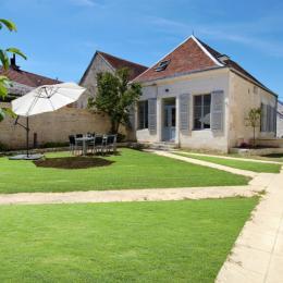 Villa Lombardi - Location de vacances - Les Riceys