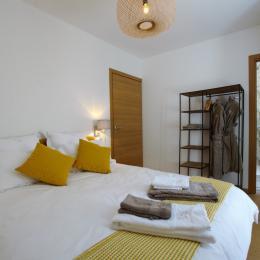 Chambre double rdc 1 - Location de vacances - Les Riceys
