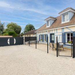 La maison bleue - Location de vacances - Lusigny-sur-Barse