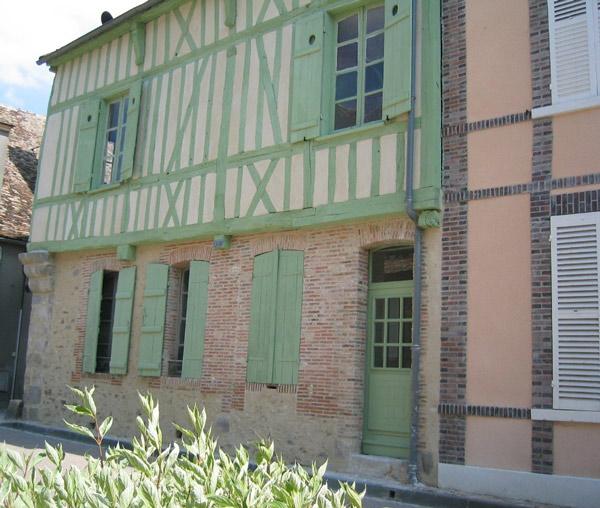 - Chambre d'hôtes - Villenauxe-la-Grande