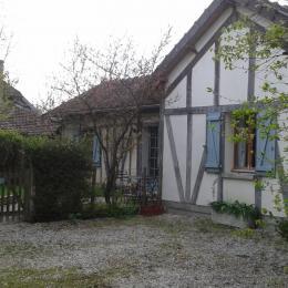Le gite et son jardin - Location de vacances - Lusigny-sur-Barse