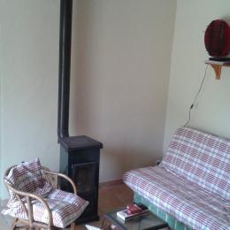 coin salon - Location de vacances - Lusigny-sur-Barse