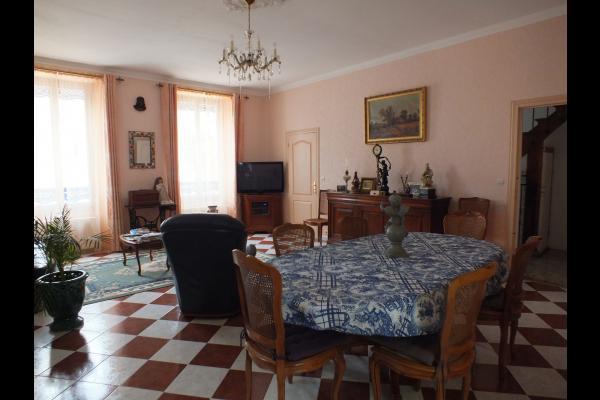 salle a manger - Chambre d'hôtes - Nogent-sur-Seine