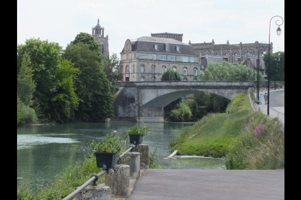 la seine - Chambre d'hôtes - Nogent-sur-Seine