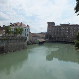 le moulin - Chambre d'hôtes - Nogent-sur-Seine
