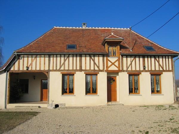 Maison - Location de vacances - Saint-Remy-sous-Barbuise