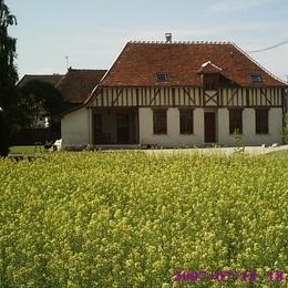 Vue d'ensemble - Location de vacances - Saint-Remy-sous-Barbuise