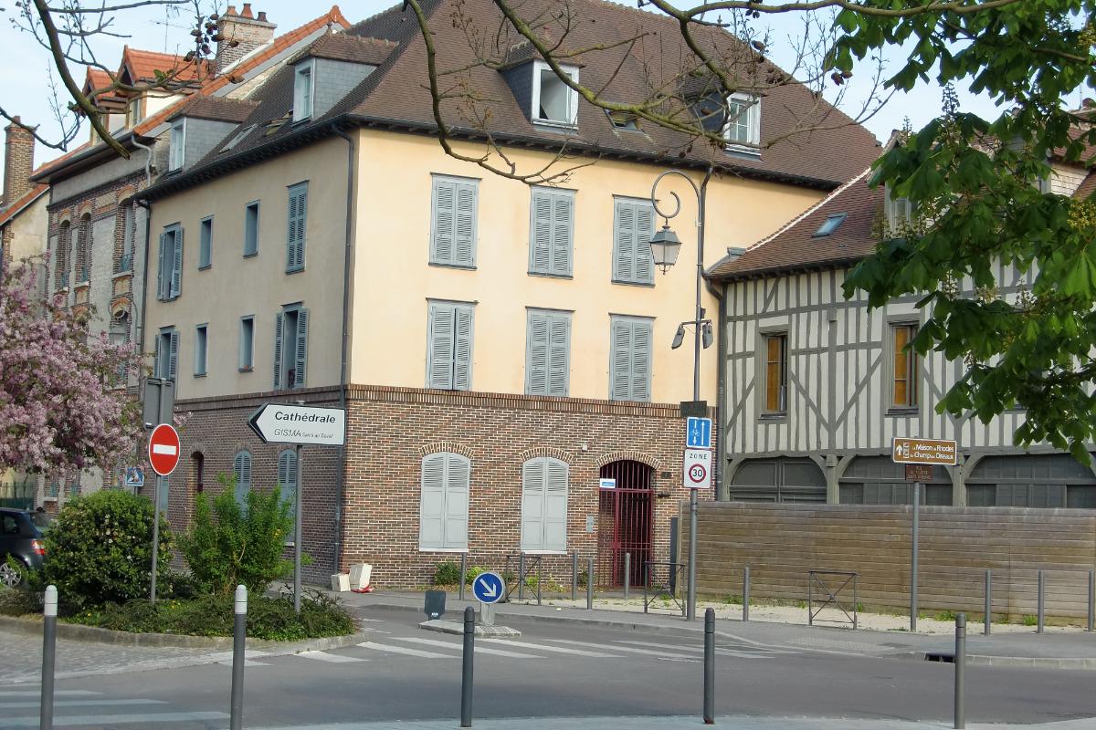 L'appartement est au 2ièm étage - Location de vacances - Troyes