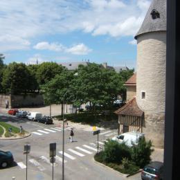 Vue de la fenêtre - Location de vacances - TROYES