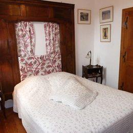 Chambre Rose - Chambre d'hôtes - Saint-Martin-le-Vieil